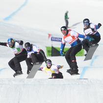 Bild Veranstaltung FIS Snowboard Cross Weltcup Feldberg