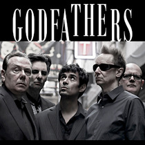 The Godfathers - A Big Bad Beautiful Noise - Tour 2017