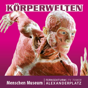 Image Event: KÖRPERWELTEN Berlin - Facetten des Lebens