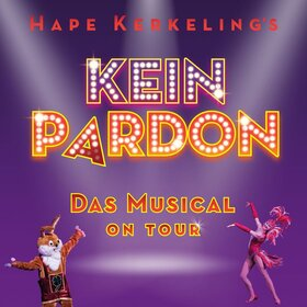 Image: Hape Kerkelings KEIN PARDON – Das Musical On Tour