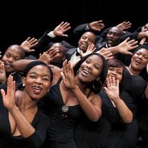 Bild: Ch�re der Welt in M�nchengladbach - African Angels - Cape Town Opera Chorus