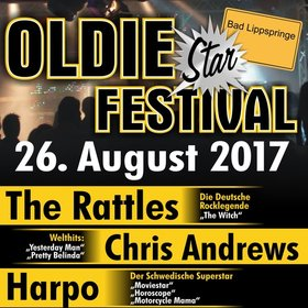 Bild Veranstaltung: Oldie Star Festival 2017