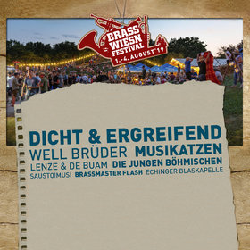 Bild Veranstaltung: Brass Wiesn Festival 2019