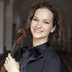 Image: Hilary Hahn