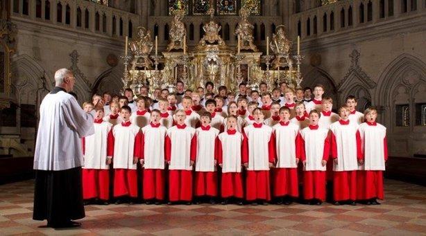 Bild: Die Regensburger Domspatzen - Chorkonzert