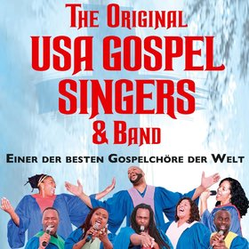 Image: The Original USA Gospel Singers & Band