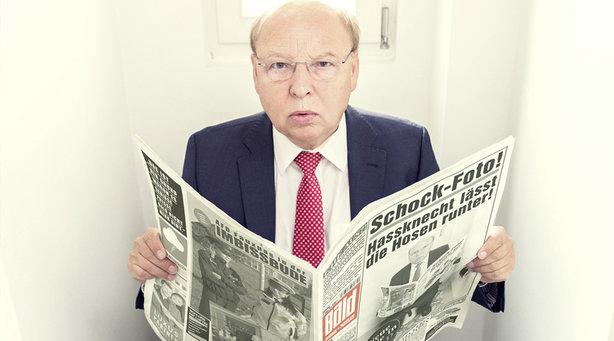 Gernot Hassknecht - Hassknecht live - Jetzt wird´s persönlich!