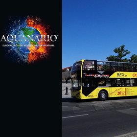 Image: Stadtrundfahrt + AQUANARIO ®