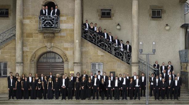 Bild: Stuttgarter Philharmoniker - Alpirsbacher Klosterkonzerte
