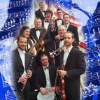 Bild: After X-mas Jazz mit dem Saloniker String And Swing Orchestra