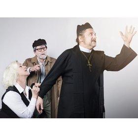 Image: Herr Pastor und Frau Teufel