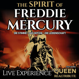 Image: The Spirit of Freddie Mercury