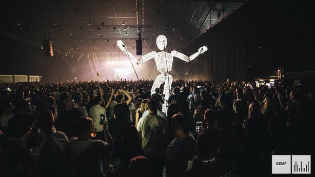 Bild: SEMF 2017 - Stuttgart Electronic Music Festival
