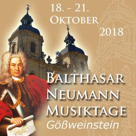 Bild Veranstaltung: Balthasar Neumann Musiktage Gößweinstein