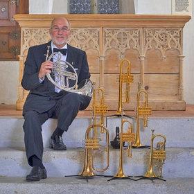 Bild Veranstaltung: Im Glanz von Trompete und Orgel mit Claude Rippas
