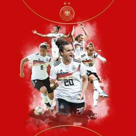 Image: DFB Frauen-Nationalmannschaft