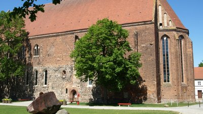 Franziskaner Klosterkirche Angermünde