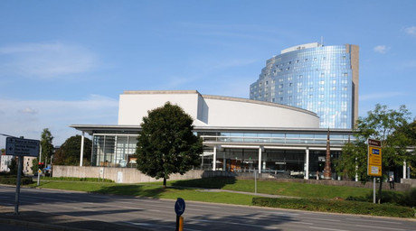 CongressCentrum (CCU)