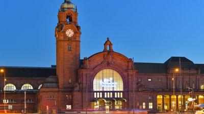 Hauptbahnhof Wiesbaden