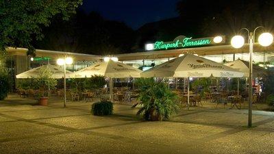 Kurpark-Terrassen