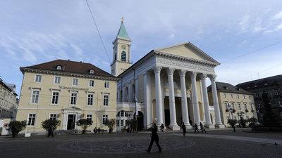 Evangelische Stadtkirche Karlsruhe