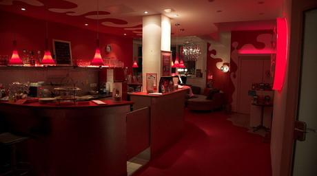 Rote Bühne
