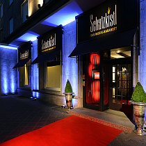 Veranstaltungsort: Musik-Kabarett Schatzkistl