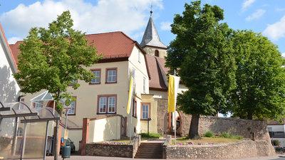 Wallfahrtskirche Alzenau-Kälberau
