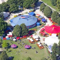 Veranstaltungsort: Ulmer Zelt