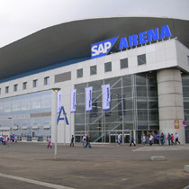 Veranstaltungsort: SAP Arena