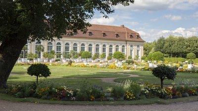 Orangerie im Hofgarten Ansbach