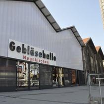 Veranstaltungsort: Gebläsehalle Neunkirchen