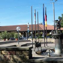 Stadthalle Paradiesgarten