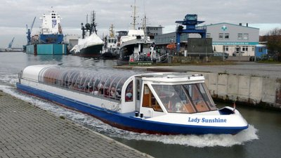Neuer Hafen Südkaje