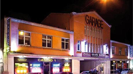 Garage Saarbrücken