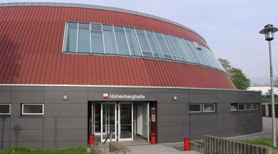 Hohenberghalle Horb am Neckar