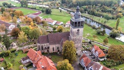 St. Crucis-Kirche Bad Sooden-Allendorf