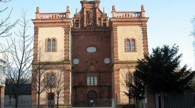 Ehemalige Reichsabtei Kirche St. Maximin