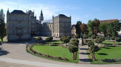 Schlossplatz Coburg