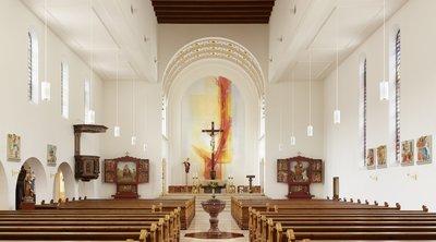 Katholische Pfarrkirche St. Nikolaus