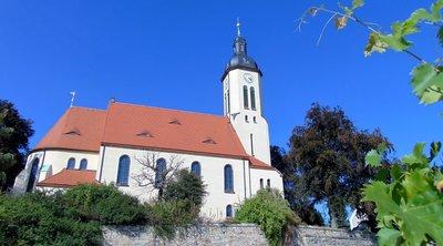 Evangelische St. Jakobuskirche Pesterwitz