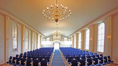 Konzertsaal Friedenskapelle