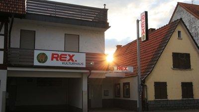 Kulturhaus REX.