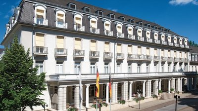 GOP. Das Hotel Steigenberger