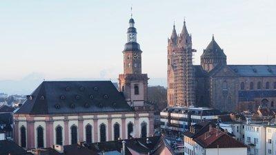 Evangelische Dreifaltigkeitskirche Worms