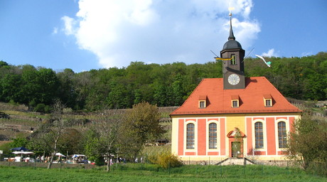 Weinbergkirche Pillnitz