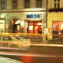 Veranstaltungsort: SO36 Sub Opus 36 e.V.
