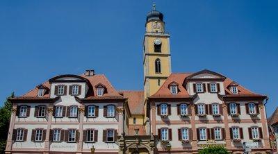 Münster St. Johannes Bad Mergenentheim
