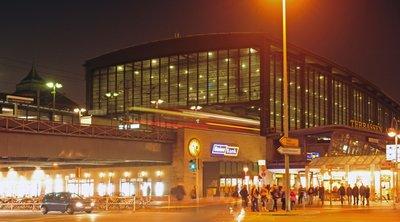 Berlin Bahnhof Zoologischer Garten
