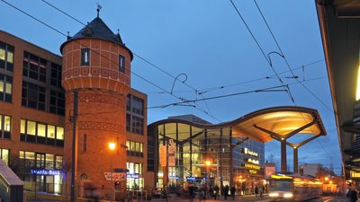 Hauptbahnhof Potsdam